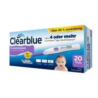 Clearblue Ovulationstest Fortschrittlich & Digital - 20 Tests