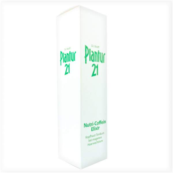 Plantur 21 Nutri Coffein Elixir 200 ml Lösung