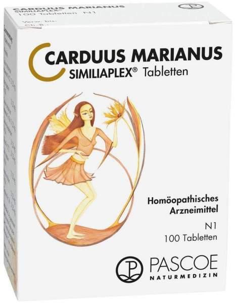 Carduus Marianus Similiaplex Tabletten