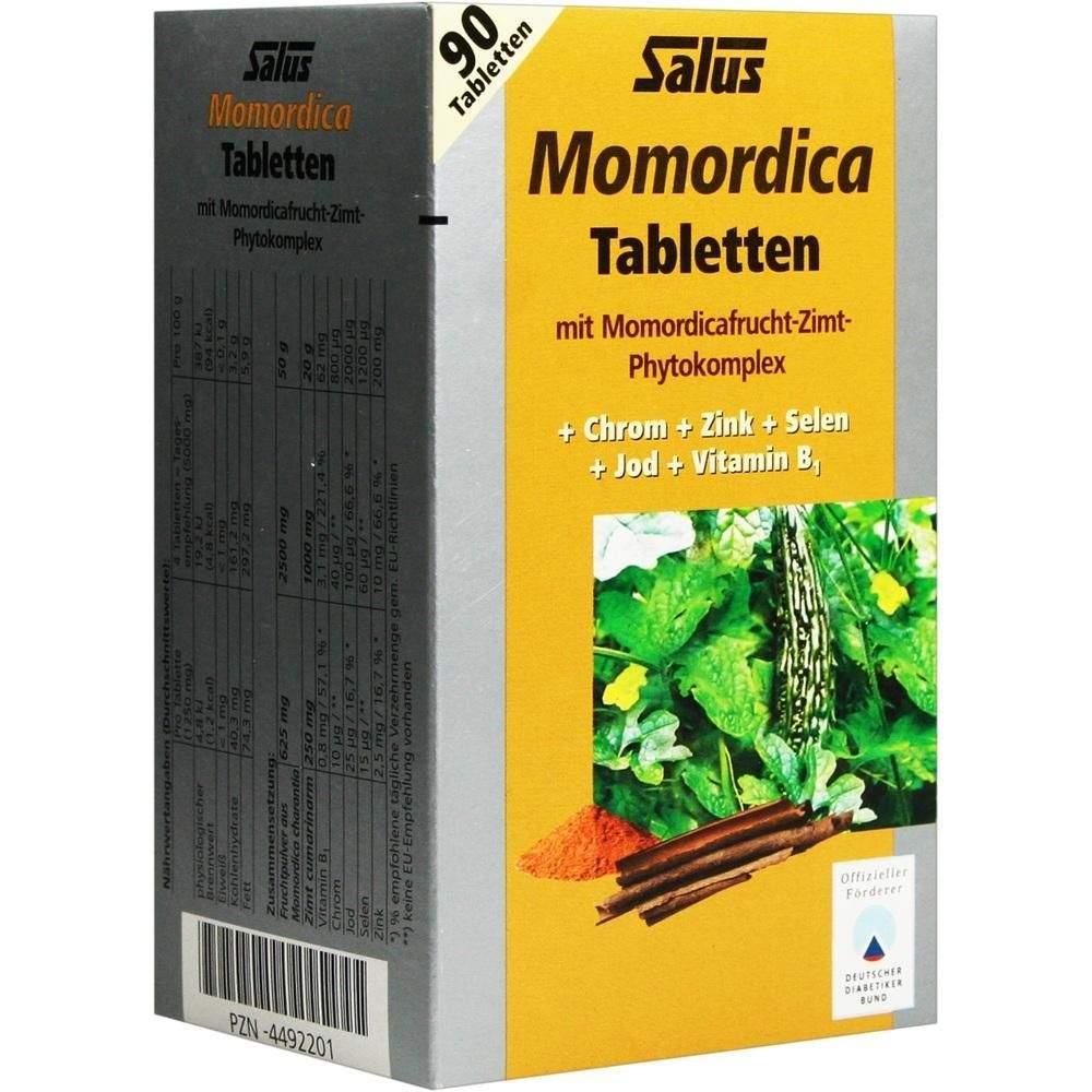 Momordica Diabetiker Tabletten Mit Zimt Tabletten