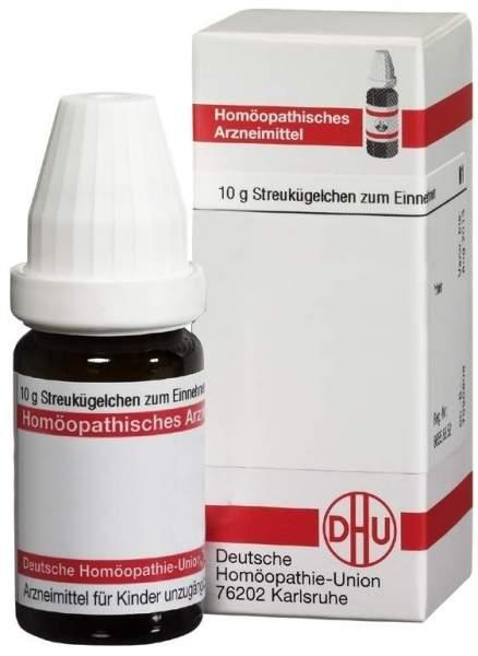 Natrium sulfuricum D6 10 g Globuli