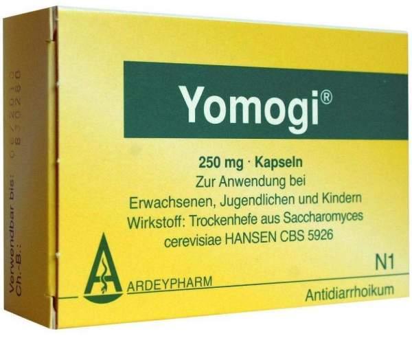 Yomogi 10 Kapseln