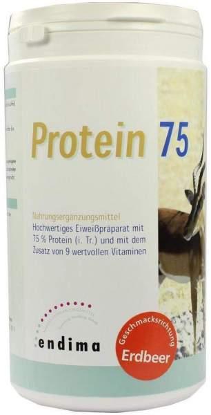 Protein 75 Vanille 500 G Pulver