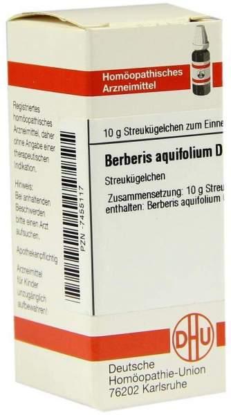 Berberis Aquifolium D12 10 G Globuli