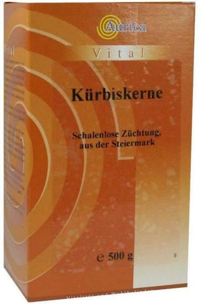 Kürbiskerne Schalenlos 500 G Kerne