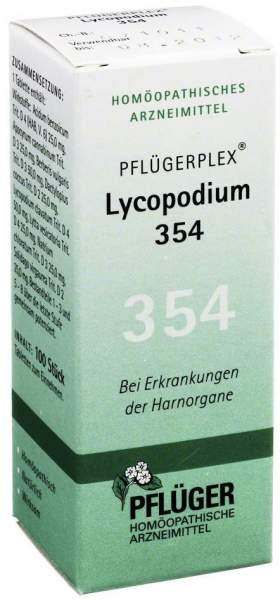 Pflügerplex Lycopodium 354 100 Tabletten