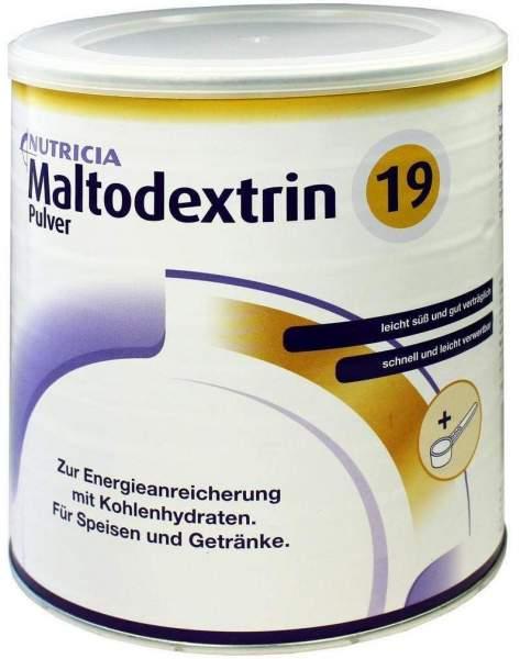 Maltodextrin 19 Pulver 750 G Pulver