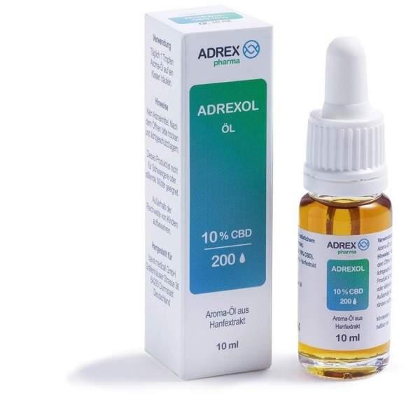 CBD 10 % ADREXOL 10 ml Tropfen