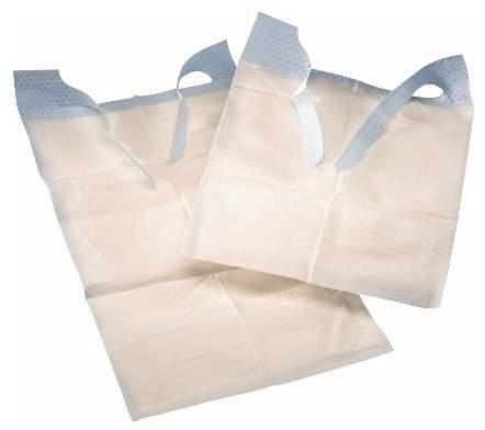 Tena Bib Schutzservietten S-M Weiß 150 Stück