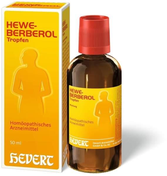 Heweberberol Tropfen 50 ml Tropfen