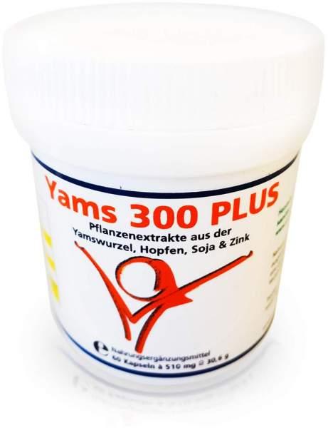 Yams 300 Plus 60 Kapseln