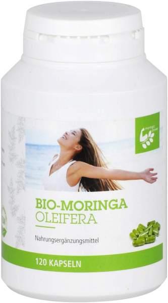 Moringa Oleifera Bio 120kapseln