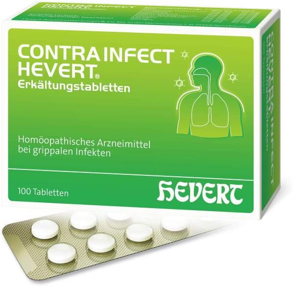 Contrainfect Hevert 100 Erkältungstabletten