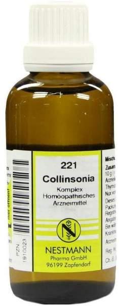 Collinsonia Komplex Nr. 221