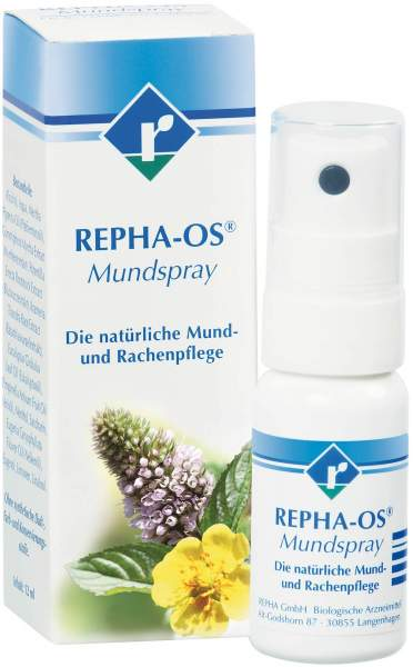Repha OS Mundspray 12 ml Spray