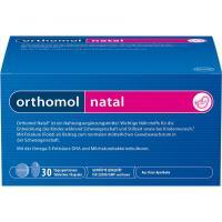 Orthomol Natal Tabletten und Kapseln Kombipackung