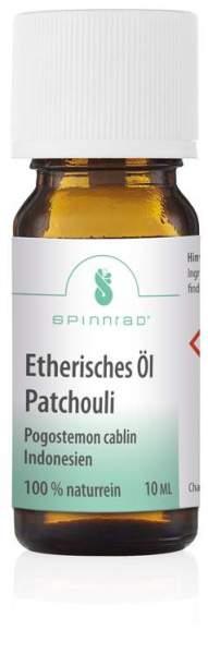 Ätherisches Öl Patchouli 10 ml