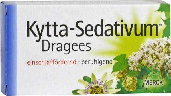 Kytta - Sedativum 100 Dragees