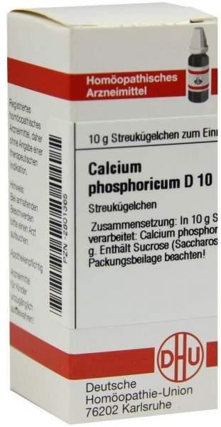 Calcium Phosphoricum D 10 Globuli