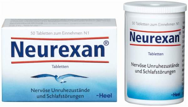 Neurexan 50 Tabletten