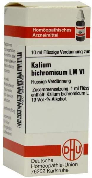 Lm Kalium Bichromicum Vi