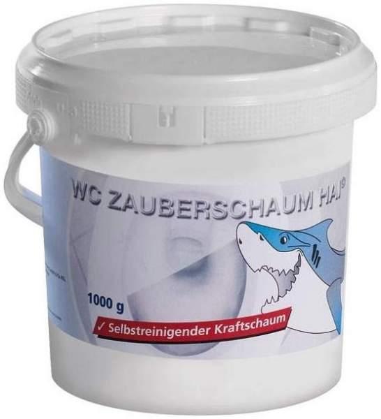 WC Zauberschaum Hai 1kg selbstreinigender Kraftschaum
