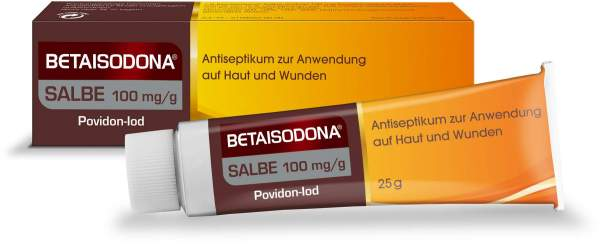 Betaisodona 25 g Salbe