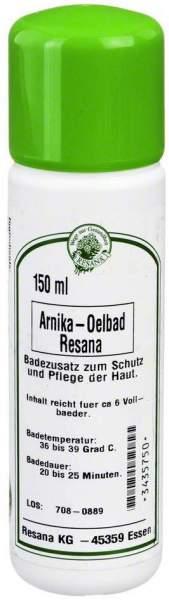Arnika Ölbad Resana 150 ml Bad