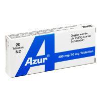 Azur Tabletten 20 Stück