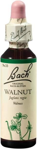 Bachblüten Walnut 20 ml Tropfen
