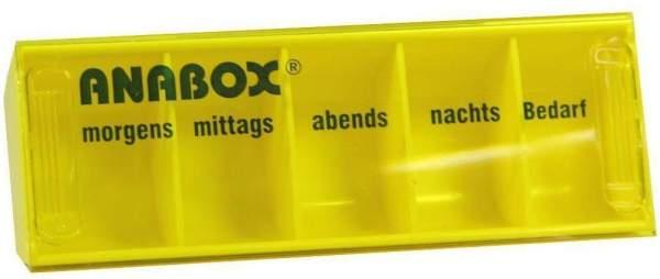 Anabox Tagesbox Gelb 1 Stück