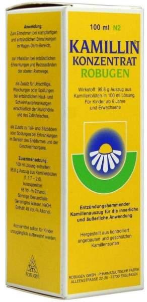 Kamillin Konzentrat Robugen 100 ml Lösung