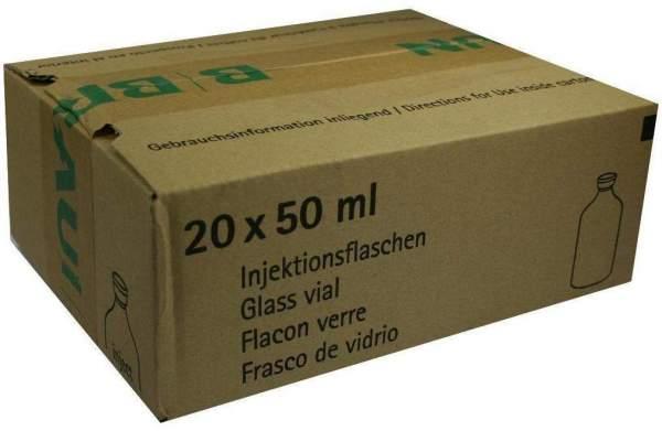 Aqua Ad Injectabilia Inj.-Fl 20 X 50 ml