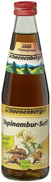 Topinambur Schönenberger Heilpflanzensäfte 330 ml Bio Saft