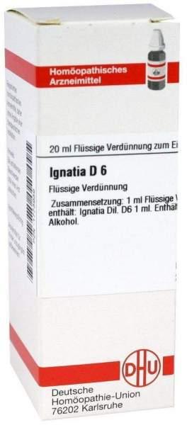 Ignatia D 6 Dilution