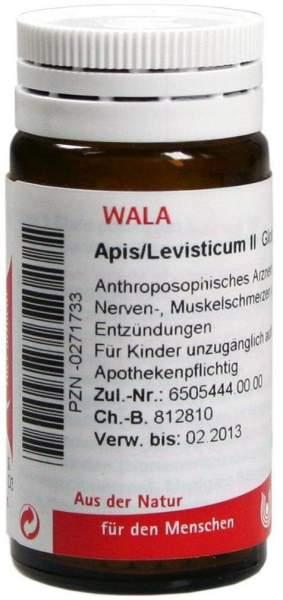 Apis Levisticum II 20 G Globuli