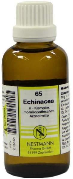 Echinacea K Komplex Nr. 65 50 ml Dilution