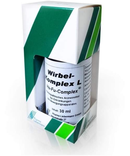 Wirbel Komplex L Ho Fu Complex 30 ml Tropfen