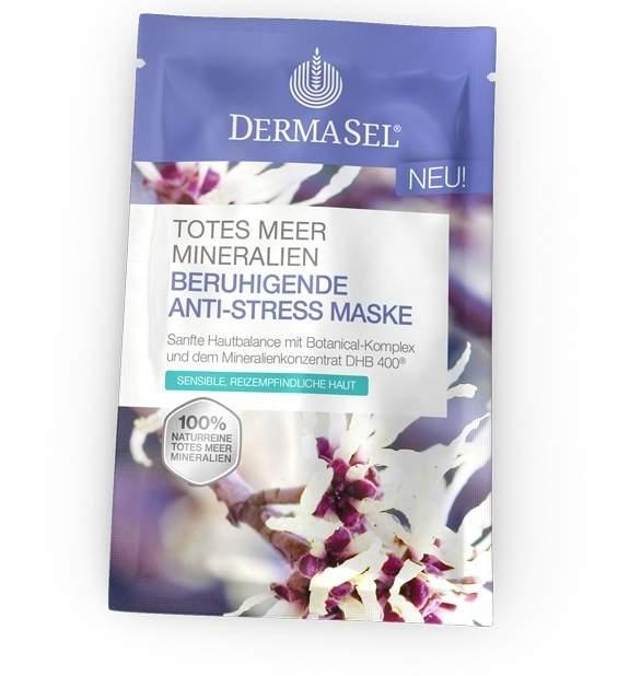 Dermasel Maske Anti Stress Maske