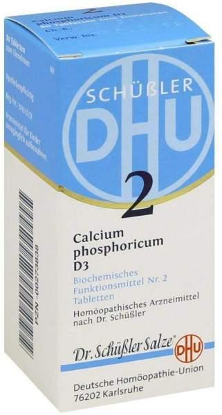 Biochemie Dhu 2 Calcium Phosphoricum D3 80 Tabletten