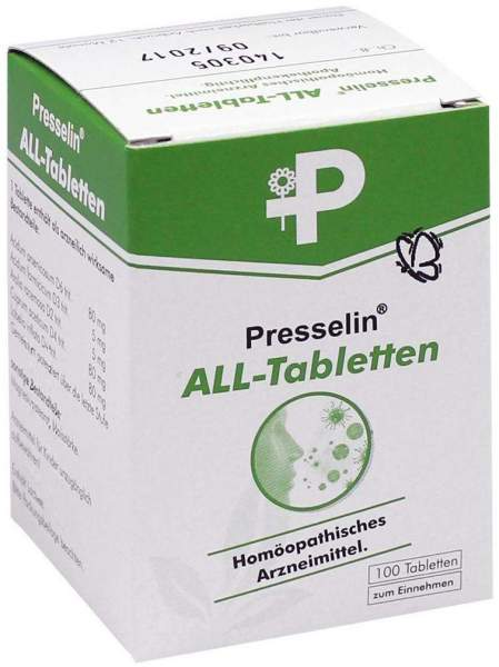 Presselin 100 All - Tabletten
