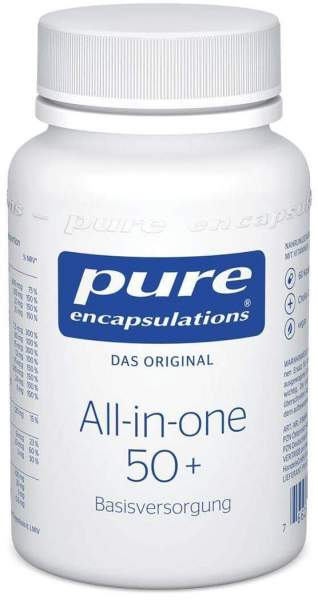 Pure Encapsulations All-in-one 50+ 60 Kapseln