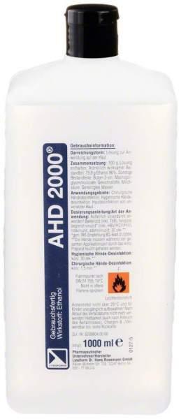 Ahd 2000 1000 ml Lösung