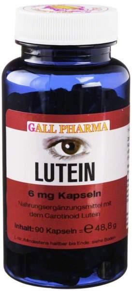 Lutein 6 mg 90 Kapseln