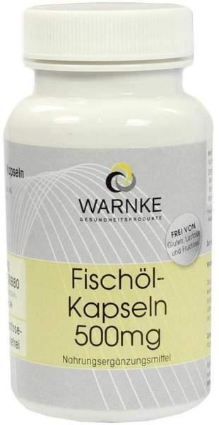 Fischöl 100 Kapseln 500 mg
