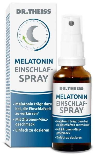 Dr. Theiss Melatonin Einschlaf-Spray 50 ml