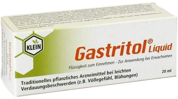 Gastritol Liquid Flüssigkeit zum Einnehmen 20 ml