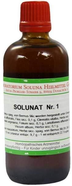 Solunat Nr.1 100 ml Tropfen