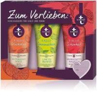 T by Tetesept Geschenkset  Zum Verlieben  3 x 50 ml