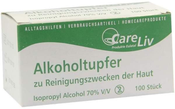 Alkoholtupfer 3 X 6 cm Steril 100 Tupfer